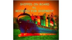 shipped-on-board