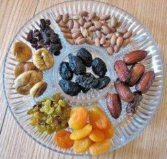 dried-fruts